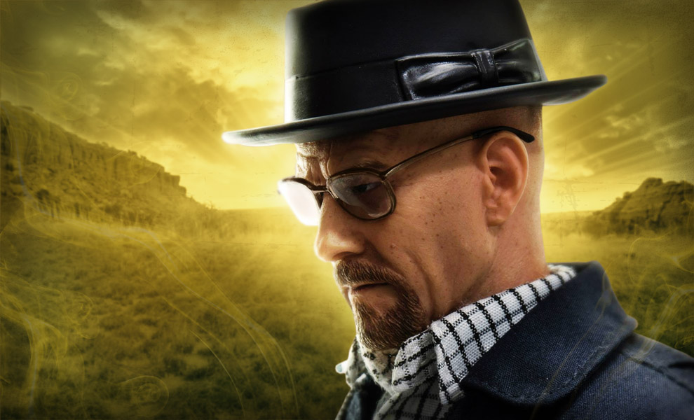 Gallery Feature Image of Heisenberg Sixth Scale Figure - Click to open image gallery
