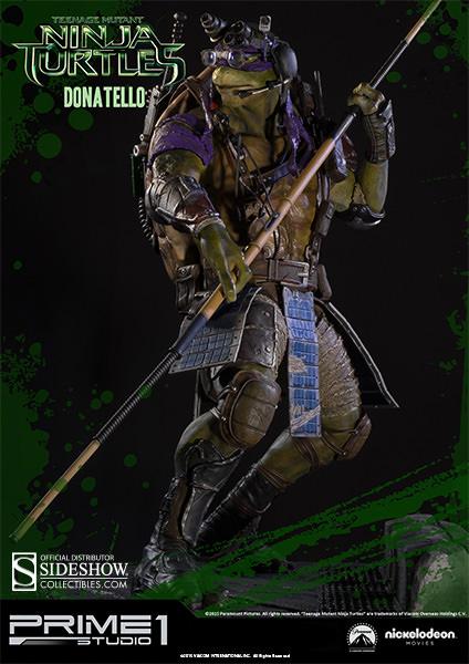TMNT Donatello Polystone Statue by Prime 1 Studio