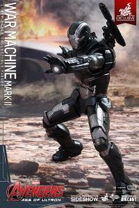 Gallery Image of War Machine Mark II Sixth Scale Figure