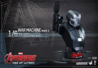 Gallery Image of War Machine Mark II Collectible Bust