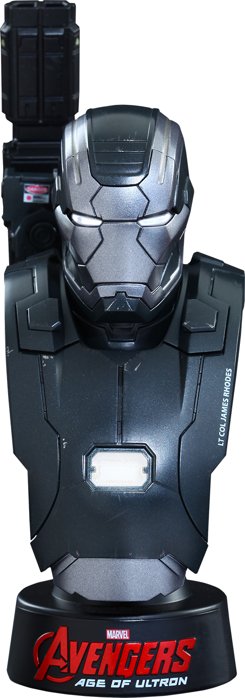 Hot Toys War Machine Mark II Collectible Bust