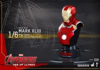 Gallery Image of Iron Man Mark XLIII Collectible Bust