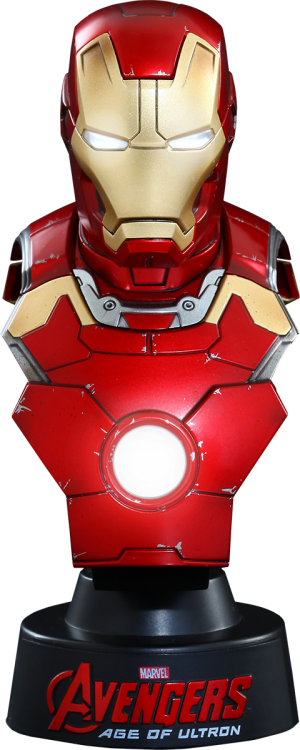 Iron Man Mark XLIII Collectible Bust