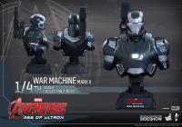 Gallery Image of War Machine Mark II Quarter Scale Collectible Bust