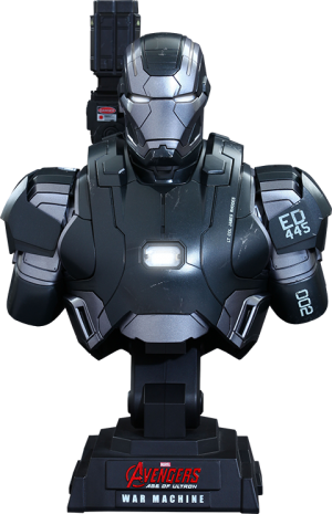 War Machine Mark II Quarter Scale Collectible Bust