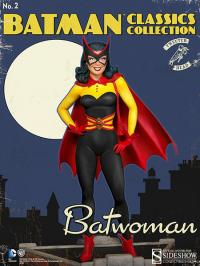 Gallery Image of Classic Batwoman Kathy Kane Maquette