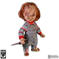 Gallery Image of Talking Chucky Collectible Figure