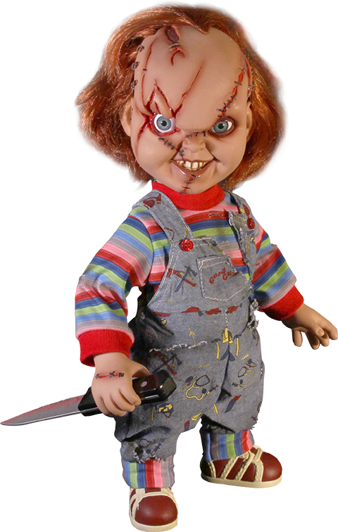 Mezco Toyz Talking Chucky Collectible Figure