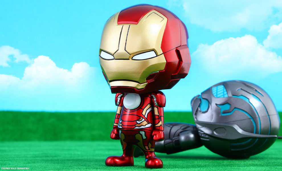 Gallery Feature Image of Iron Man Mark XLIII Vinyl Collectible - Click to open image gallery