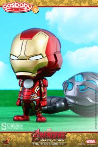 Gallery Image of Iron Man Mark XLIII Vinyl Collectible