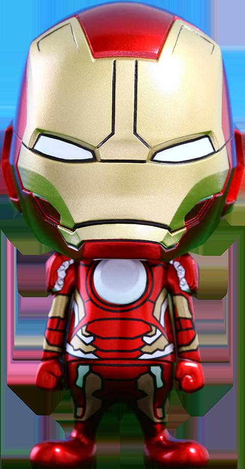 Hot Toys Iron Man Mark XLIII Vinyl Collectible