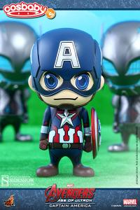 Gallery Image of Captain America Vinyl Collectible
