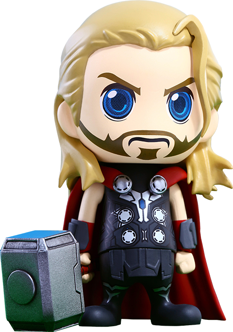 Hot Toys Thor Vinyl Collectible