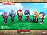 Gallery Image of Avengers Age of Ultron Collectible Set Vinyl Collectible