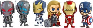 Avengers Age of Ultron Collectible Set Vinyl Collectible