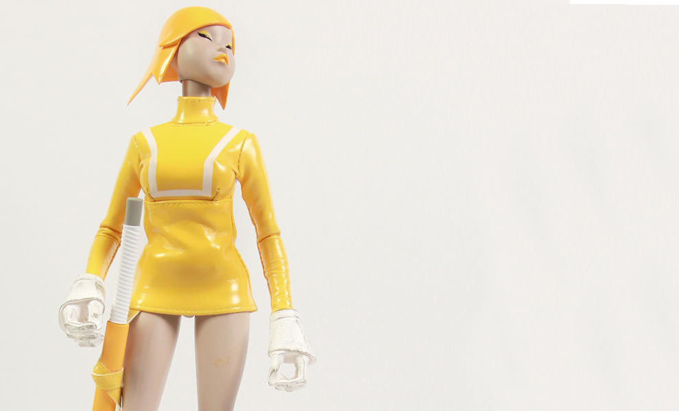 Gallery Feature Image of Tomorrow Queens Call Echo - ITSUMO Orange Version Sixth Scale Figure - Click to open image gallery