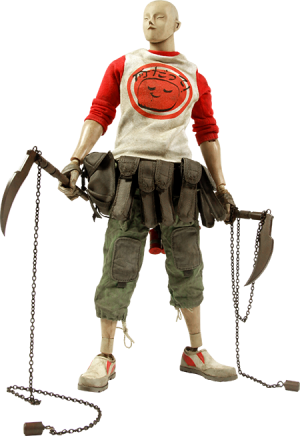 Tomorrow Kings Underverse Ranger - SENSAI KOGEKI Red Sixth Scale Figure