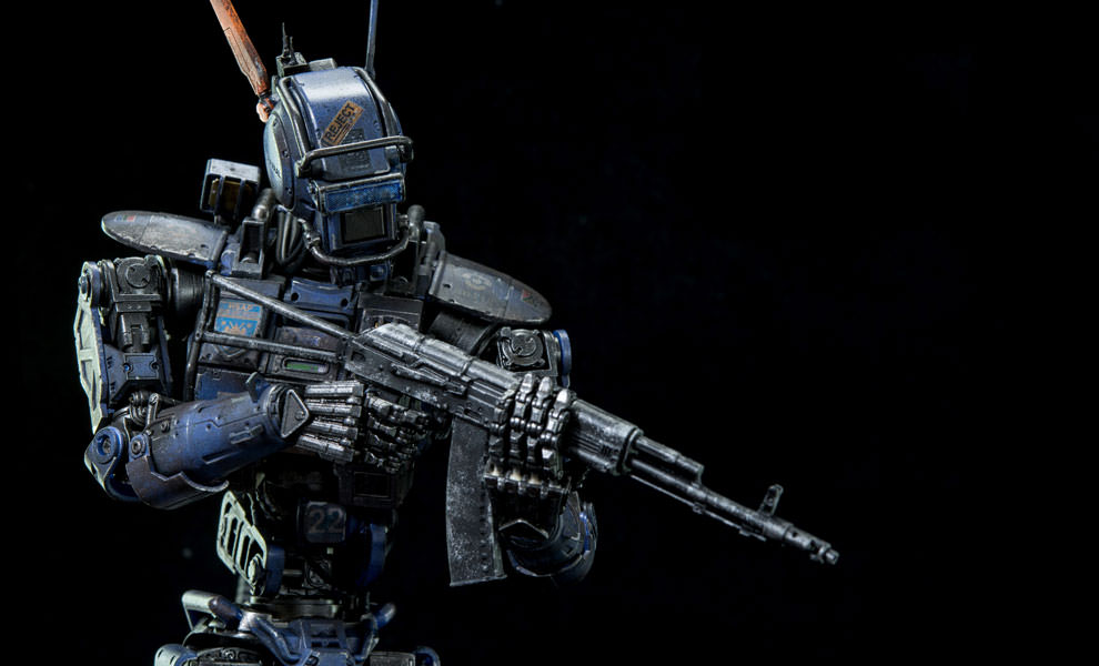 Gallery Feature Image of Chappie Sixth Scale Figure - Click to open image gallery