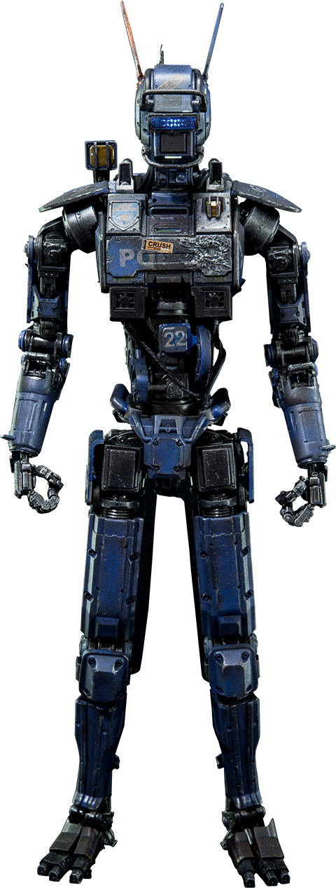 Threezero Chappie Sixth Scale Figure