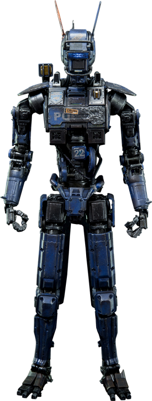 Chappie Sixth Scale Figure
