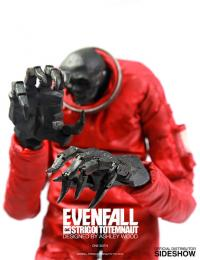 Gallery Image of Evenfall Strigoi Totemnaut - Security Red Sixth Scale Figure