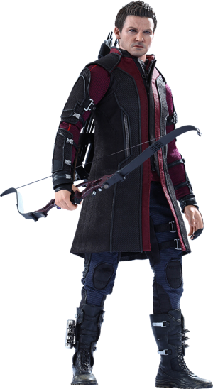 Hawkeye Sixth Scale Figure