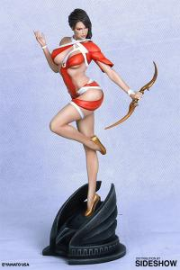 Gallery Image of Phoenix Archer Statue