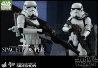 Gallery Image of Spacetrooper Sixth Scale Figure