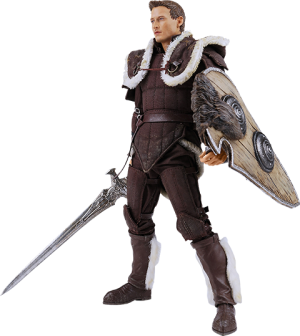 Alistair  Sixth Scale Figure