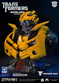 Gallery Image of Bumblebee Bust