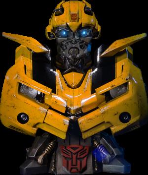 Bumblebee Bust