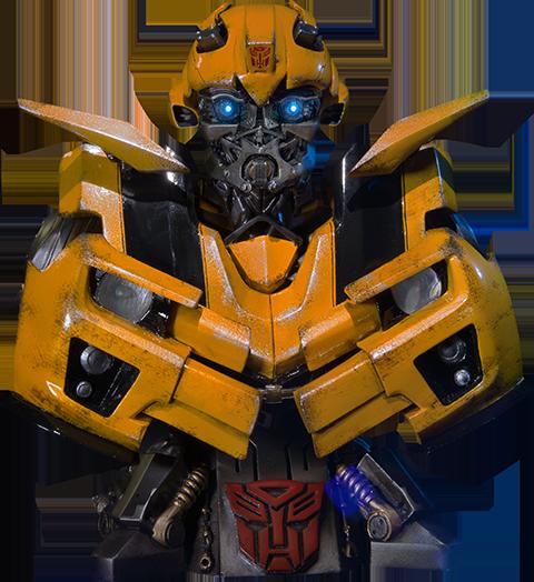 Prime 1 Studio Bumblebee - Revenge of the Fallen Bust