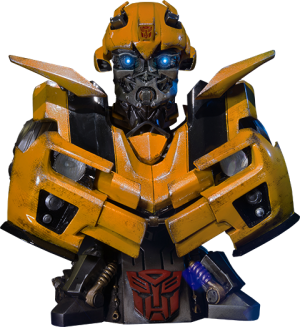 Bumblebee - Revenge of the Fallen Bust