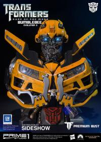 Gallery Image of Bumblebee - Dark of the Moon Bust