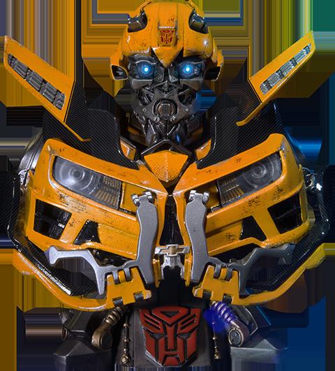 Prime 1 Studio Bumblebee - Dark of the Moon Bust