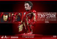 Gallery Image of Tony Stark Mark XLIII Armor Version - Artist Mix Collectible Figure