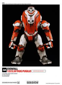 Gallery Image of Evenfall TOTEM Thug Pugillo Sixth Scale Figure