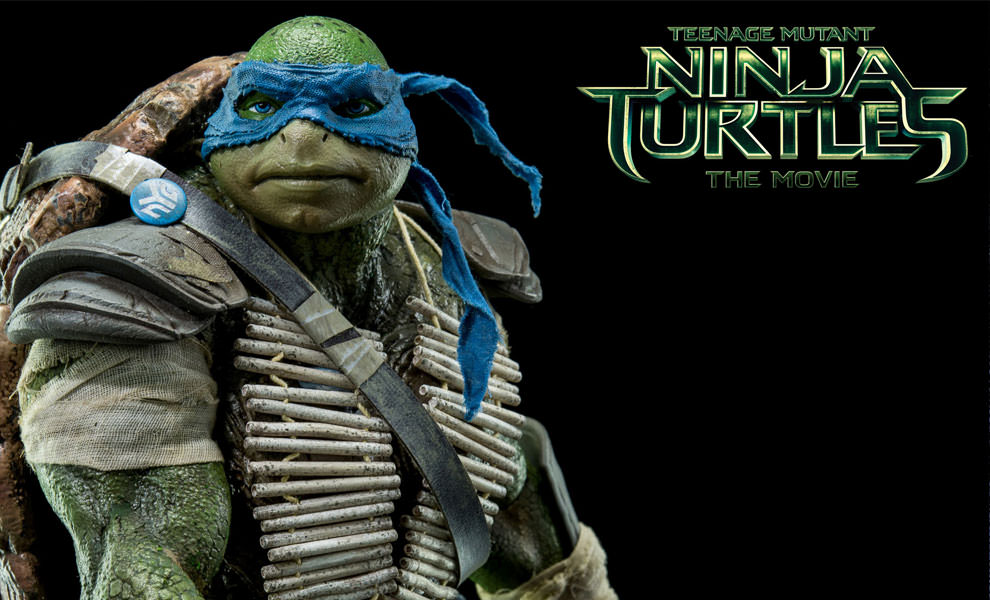 Tmnt Leonardo Sixth Scale Figure By Threezero Sideshow Collectibles