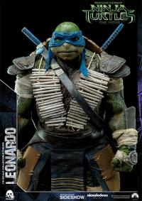 Gallery Image of Leonardo Sixth Scale Figure