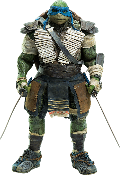 Threezero Leonardo Sixth Scale Figure