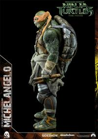 Gallery Image of Michelangelo Sixth Scale Figure