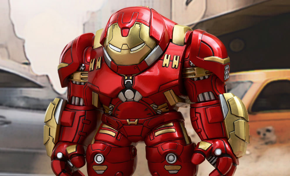 Gallery Feature Image of Hulkbuster Vinyl Collectible - Click to open image gallery