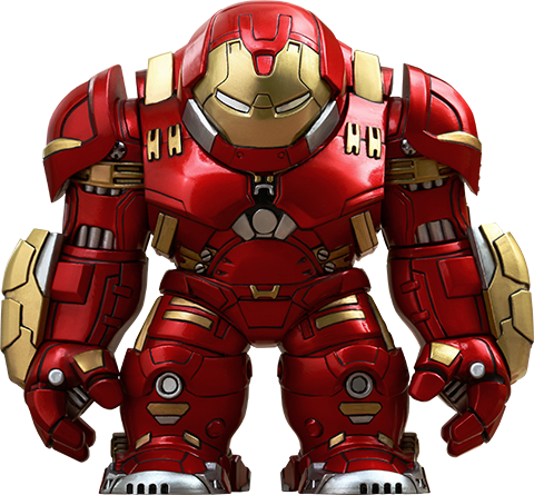 Hot Toys Hulkbuster Vinyl Collectible