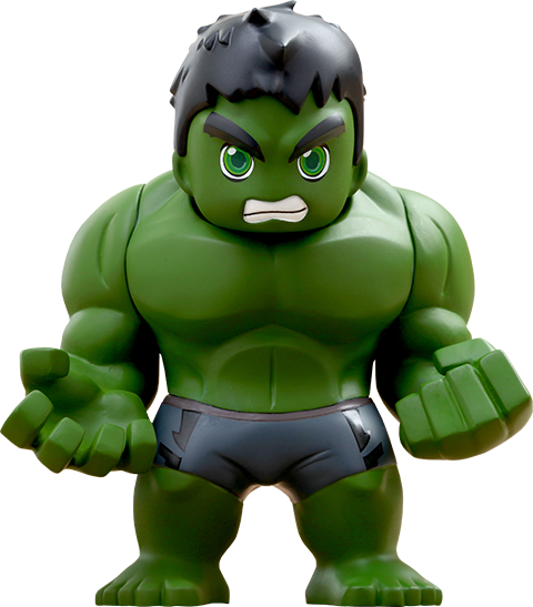 Hot Toys Hulk Vinyl Collectible