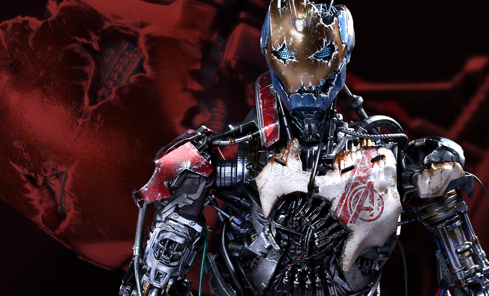 Gallery Feature Image of Ultron Mark I Sixth Scale Figure - Click to open image gallery
