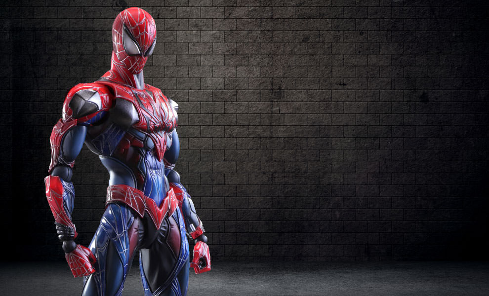 Gallery Feature Image of Spider-Man Variant Collectible Figure - Click to open image gallery