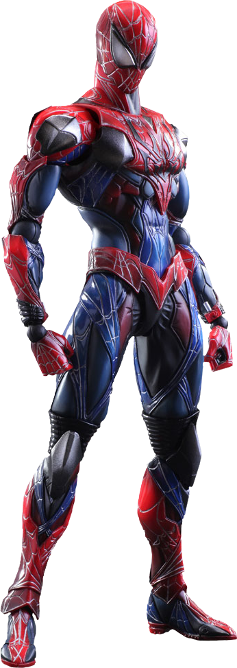 Square Enix Spider-Man Variant Collectible Figure