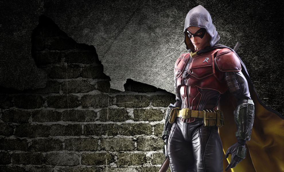 Gallery Feature Image of Robin Collectible Figure - Click to open image gallery