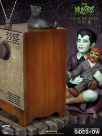 Gallery Image of Eddie Munster and Television Maquette