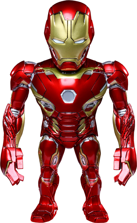 Hot Toys Iron Man Mark XLV Collectible Figure